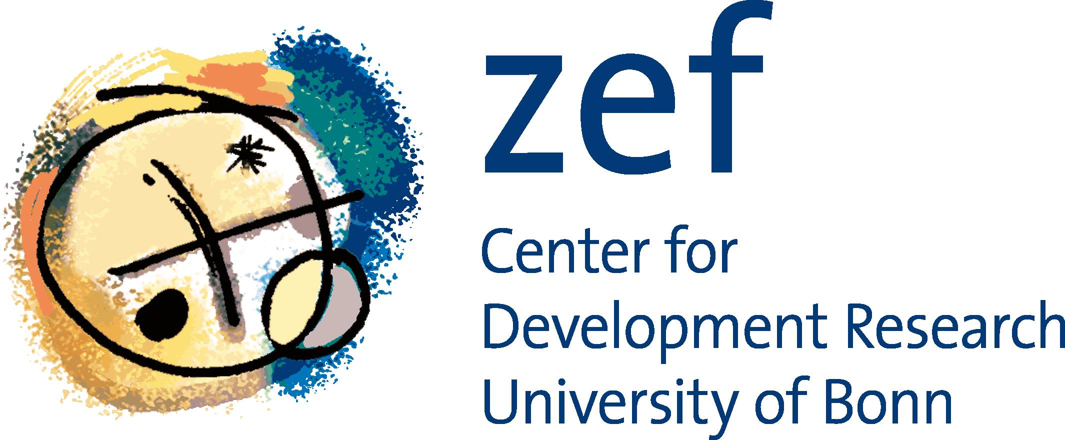 01 Logo ZEF_Englisch_Blau